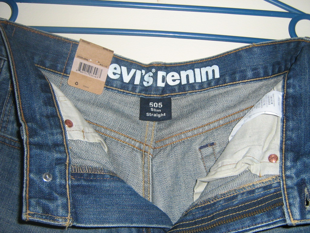 Levi's 505 Original Indonesia
