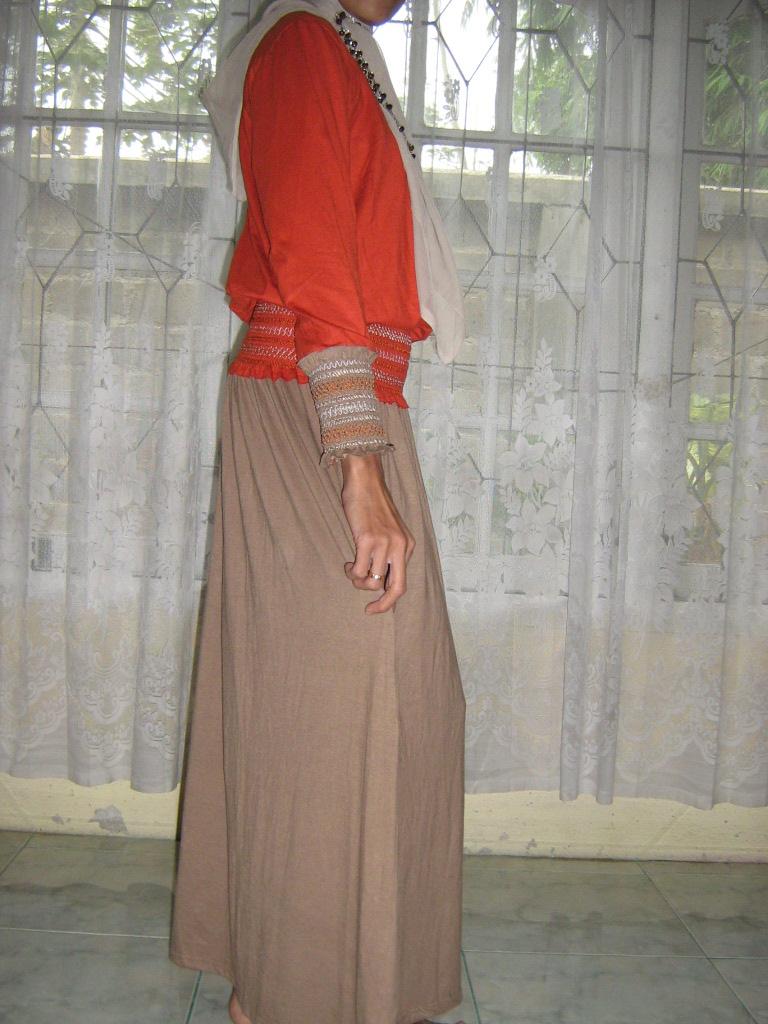 Baju Gamis Trendy Baju Baju Muslim Baju Import